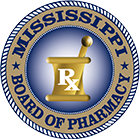 Mississippi Board of Pharmacy Logo